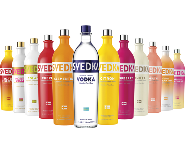 Drinks Made With Svedka Clementine Vodka